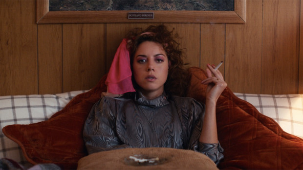<p>Aubrey Plaza as Lulu Danger in &#8220;An Evening With Beverly Luff Linn.&#8221; (Photo courtesy of Universal Pictures Content Group)</p>